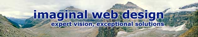 Imaginal Web Design-Expert Vision-Exceptional Solutions